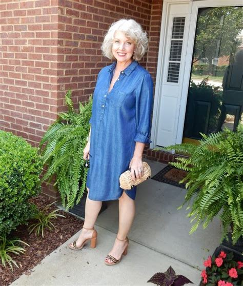 43216 White Summer fifty not frumpy predictable fifty not frumpy style