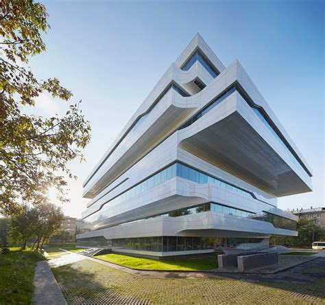 saadiyat the architectural headquarters of today design zaha hadid dominion office building in moscow