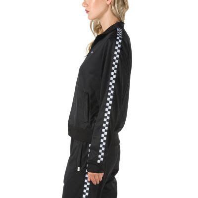 west end track jacket shop womens jackets at vans