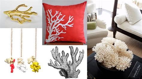 home decor coral diy coral home decor project ideas