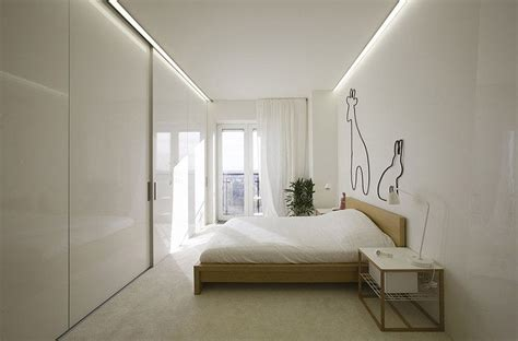 Studio Apartments Decorating Ideas minimalist apartment in moscow exuding elegance throughout