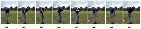 swing time ta the professional swing sequence thread instruction and