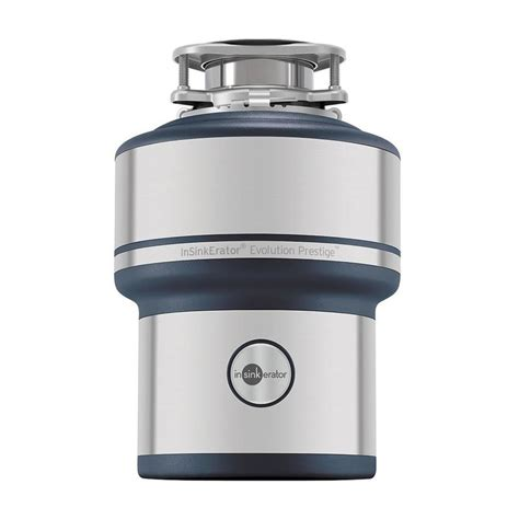 Shop InSinkErator Evolution 1 HP Continuous Feed Noise Insulated Garbage Disposal at Lowes.com