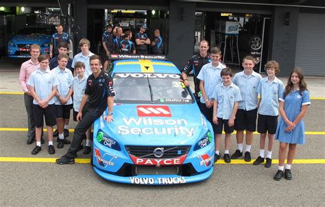 Payce   V8 Supercars Workshop A Big Hit With F1 In Schools