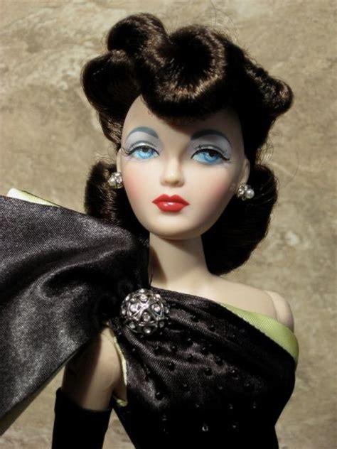 40s pompadour 3050 best images about coiffure barbie on pinterest