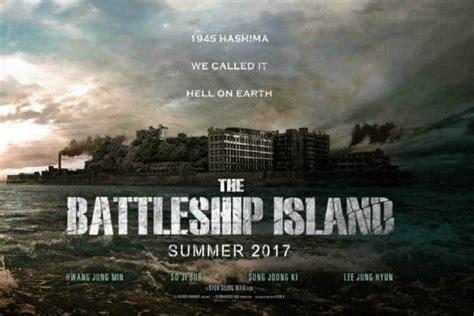 film epic perang see epic teaser for korean film the battleship island