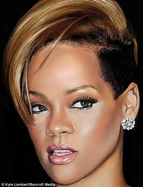 celebrities pictures apple ipad strikingly realistic portraits of celebrities