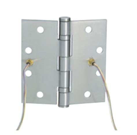 Ives 5bb1 4 1 2 Quot X 4 1 2 Quot Tw4 Full Mortise Electrified Hinge 4 Wires Five Knuckle Ball Stanley Electric Hinge Templates