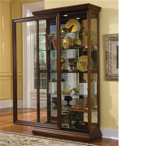 curio cabinet in edwardian clearance by pulaski home