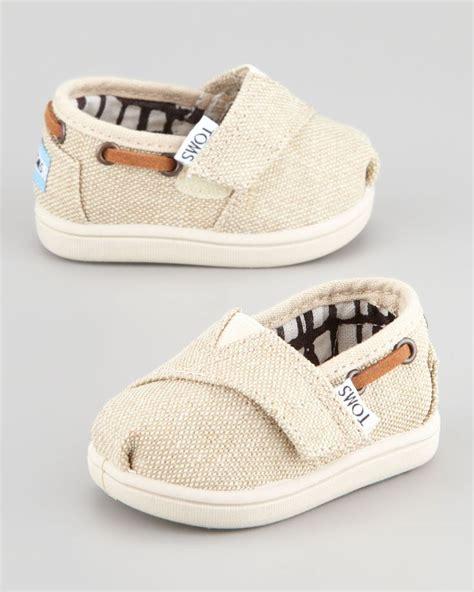 toms baby shoes tiny burlap bimini shoe toms 8