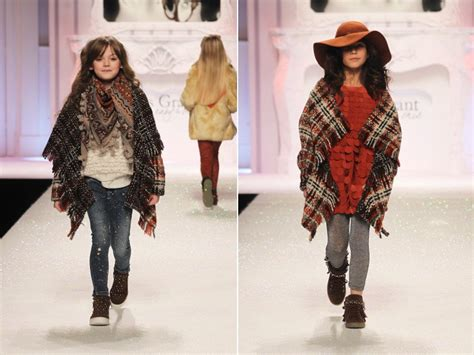 10 Fashionable Finds For Winter by Children Winter Fashion Show In Florence Bonnie Jean