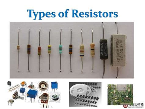types resistors their uses types of resistors slideshare 28 images types of resistors and their uses 03 resistors and