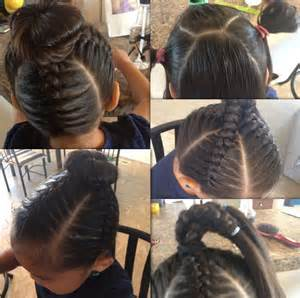 Other cute braids hairstyles for girls pictures