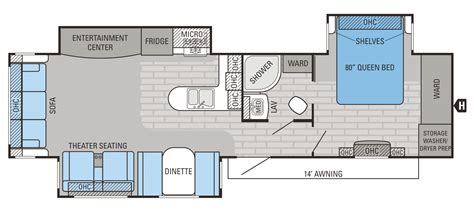 Jayco Travel Trailers Floor Plans by Apelberi 28 Beautiful Jayco Travel Trailers Floor