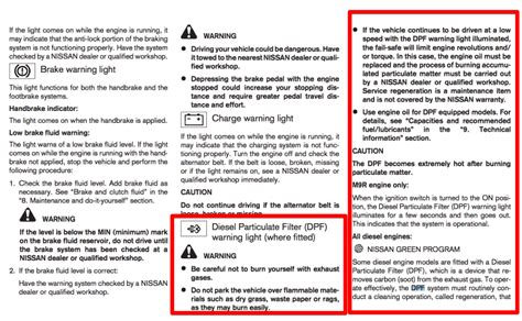 nissan malfunction indicator light nissan juke dci diesel dpf regeneration faq hypermiling