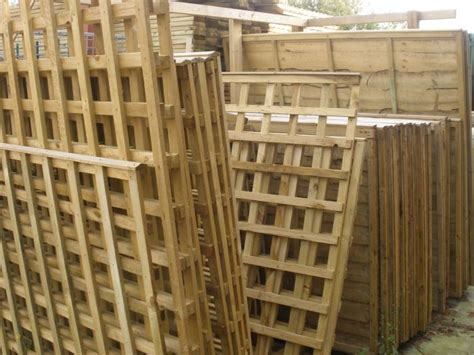 Timber Trellis Panels Square Trellis Panels Keynsham Timber