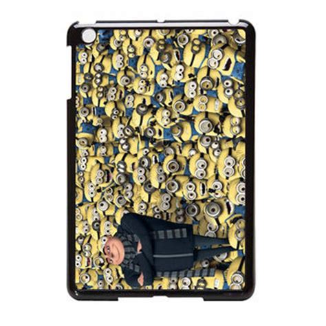 best despicable me minion ipad mini case products on wanelo