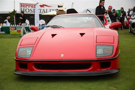 Concorso Italiano Gallery: All Italian Cars, All the Time
