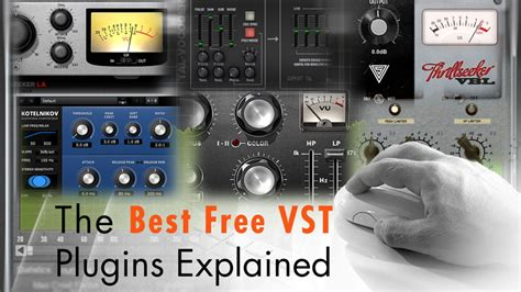 best free vst announcing the best free vst plugins explained course