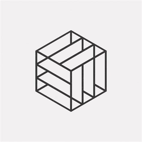 geometry designs best 25 geometric logo ideas on pinterest logo