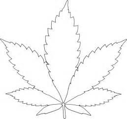 Pot Leaf Template leaf 2 clip at clker vector clip royalty free domain