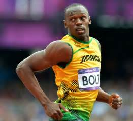 what makes usain and his fellow runners bolt: the sports