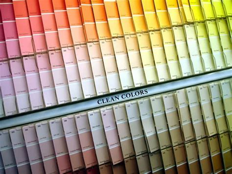 clark kensington paint color chart brown hairs