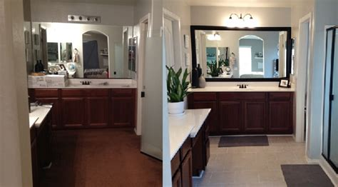 Small Home Makeovers Before And After Small Bathroom Makeovers Before And After Creative Home