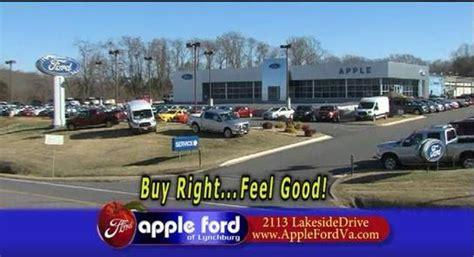 Apple Ford Lynchburg by Apple Ford Of Lynchburg Lynchburg Va 24501 Car