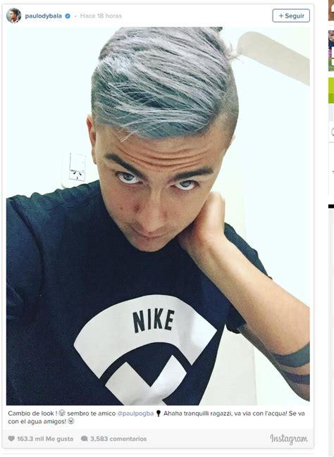como es el corte de pelo de dybala del 2016 resultados de la dybala se ti 241 o el pelo quot me parezco a vos pogba
