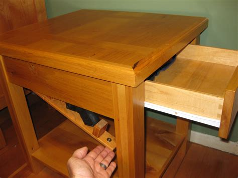 Hidden compartment furniture with well made bedside table with hidden compartment furniture for