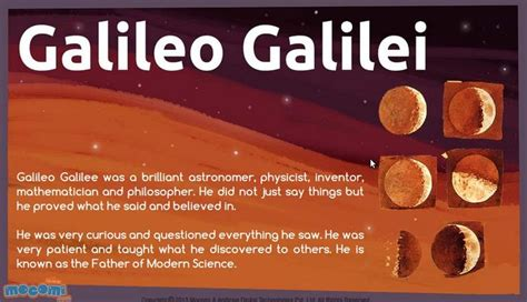 galileo galilei biography in afrikaans 28 best inspirational speeches for kids images on