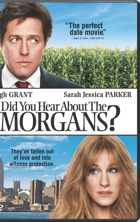 did you hear about the morgans dvd release date march 16
