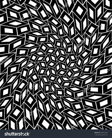 movement pattern en francais vector modern seamless geometry pattern trippy stock