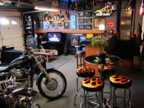 harley davidson home decor harley davidson theme garage bar hacked gadgets diy tech blog