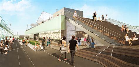 Landscape Architect Nyc Melk Pier 57