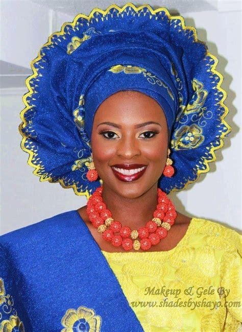 new styles guide to tying nigerian traditional head tie 17 best images about gele ofi ideas on pinterest