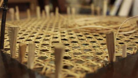 come impagliare sedie sostituire la paglia di vienna