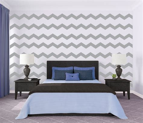Chevron Template For Walls by Chevron Wall Pattern Large Wall Decal Custom Vinyl