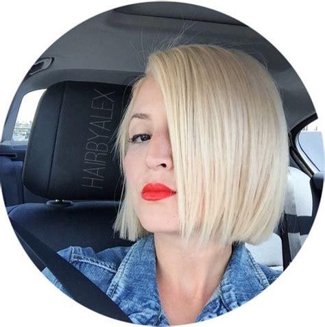 beautiful blunt bob hair ideas popular haircuts