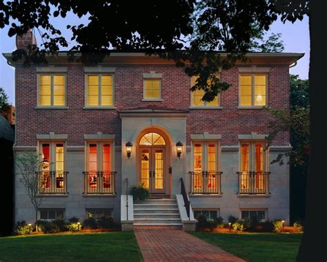 Mitchell Wall Architecture Design by The Forever House Traditional Exterior St Louis By
