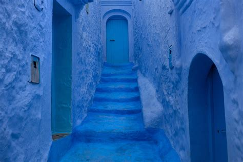 morocco blue city photo essay the blue city of chefchaouen morocco james