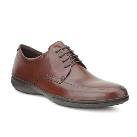 dress shoes ecco 634024 grenoble s casual dress shoe from shoes