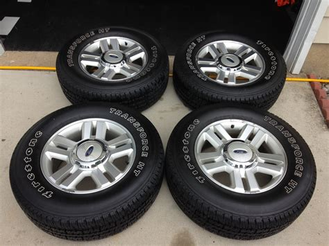 ford set northeast set of 4 ford f150 18 quot oem wheels rims with near