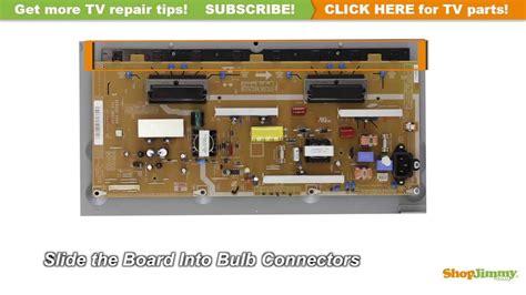Power Supply Samsung La32a450c1spare Part Tv samsung bn44 00289b power supply backlight inverter