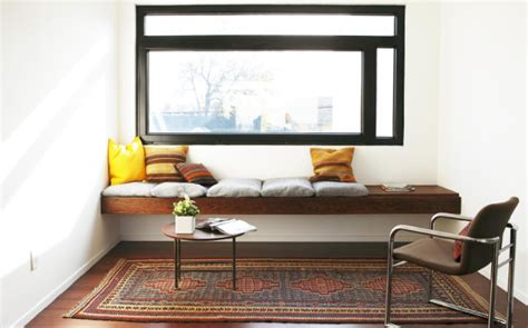 bench windows 15 ideas for a sitting bench under a window decoholic