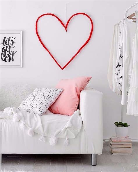 cara membuat hiasan dinding love tutorial membuat hiasan dinding berbentuk love heart dari