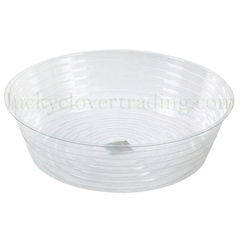 Plastic Planter Liners by Liners For Planter Baskets The Lucky Clover Trading Co