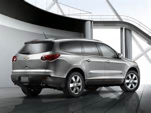 2012 chevrolet traverse price photos reviews features