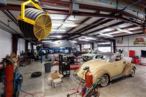 gas monkey garage shop what are they called big fans what do they make big